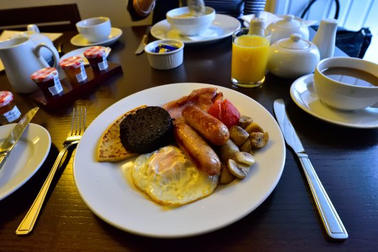 The Arch Inn: What a great breakfast