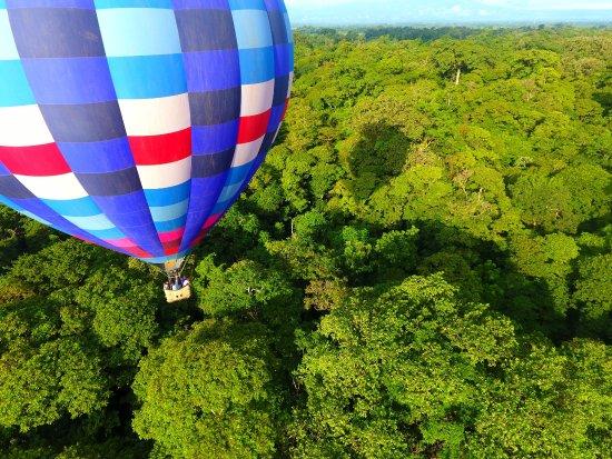 Hot Air Ballooning Costa Rica With Free Spirit Picture Of Free Spirit Costa Rica La Fortuna De San Carlos Tripadvisor