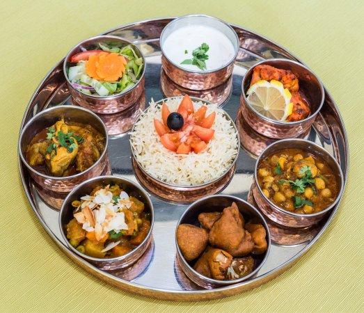 Indian restaurant kashmiri chez bilia montreux - Kashmir indian cuisine ...