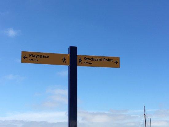 Port Albert, Australien: Old Port Walking Trail