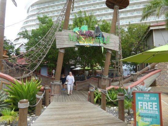 Jimmy Buffett's Margaritaville : Entry