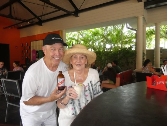 Spice Kitchen and Bar: Diane And Me