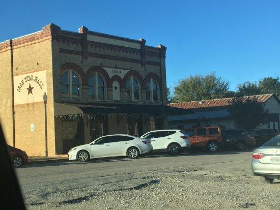 Bertram, TX: outside