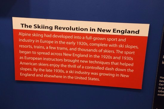 Franconia, NH: The ski revolution in New England
