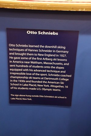 Franconia, NH: About Otto Schnlebs