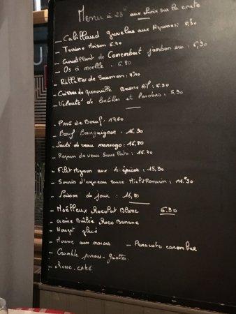 Restaurant Chez Riquette Rouen