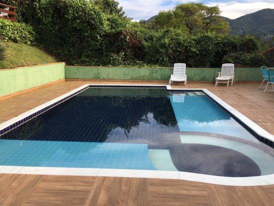 Piscina E Vista Foto De Hotel Pousada Boa Montanha