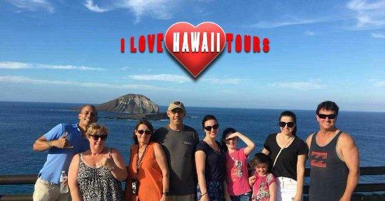 Honolulu, HI: Having fun on tour