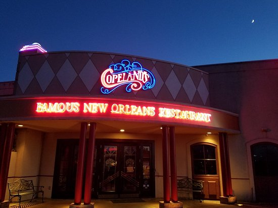 Thanksgiving Dinner Review Of Copelands Of New Orleans Rogers