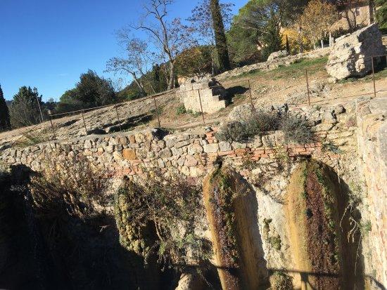 Panoramica 2 - Picture of Parco dei Mulini, Bagno Vignoni - TripAdvisor