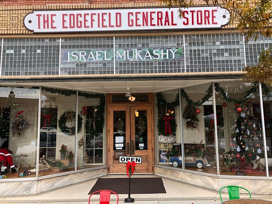 The Edgefield General store