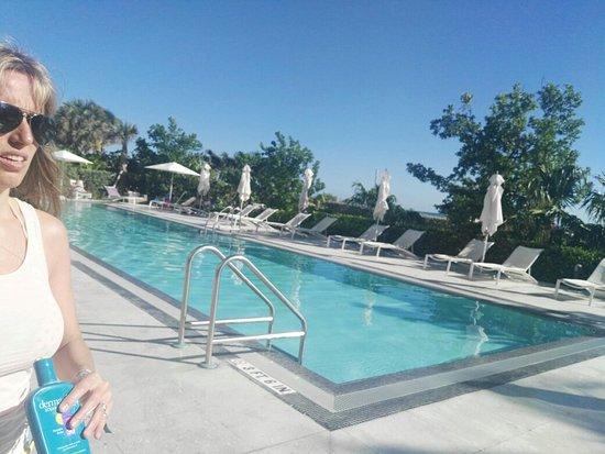 Hotel Mare Azur Miami Beach Por Dentro