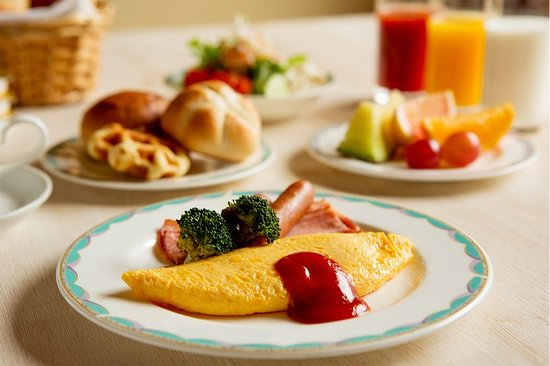 Ebina, Japonya: BreakfastBuffet