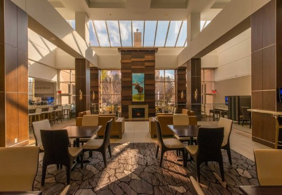 Minnetonka, MN: Marriott Greatroom
