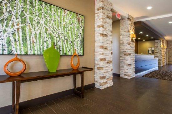 Comfort Inn : Interior