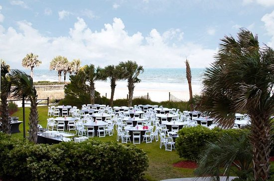 Beach Weddings Picture Of Hilton Myrtle Beach Resort Myrtle Beach Tripadvisor