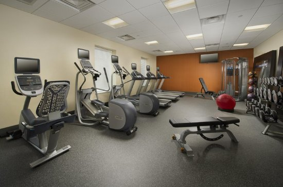 Timonium, MD: Fitness Center