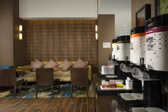 Timonium, MD: Hotel Lobby