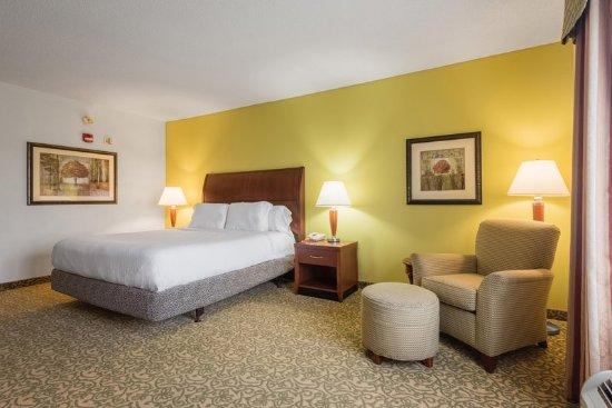 King Accessible Hilton Garden Inn Meridian Meridian Tripadvisor