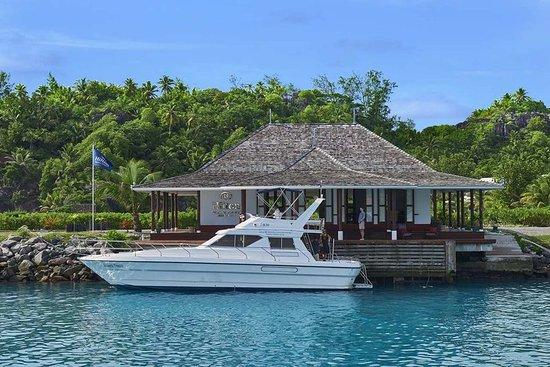 Silhouette Island, Seychellerne: Jetty