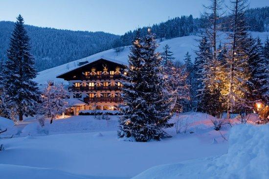 Hinterthal, Österreich: Winter Exterior