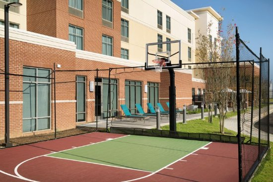 Outdoor Sport Court Picture Of Homewood Suites By Hilton Southaven Southaven Tripadvisor