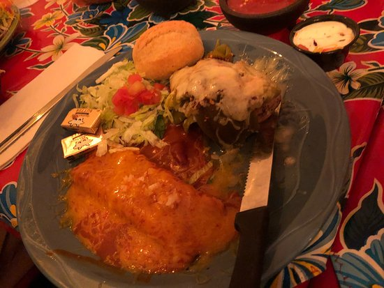 Mesilla, NM: Good food...