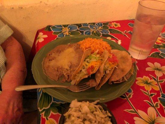 Mesilla, Nuevo Mexico: Good food...