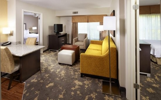 Homewood suites by hilton charlotte airport now 132 - Two bedroom suites in charlotte nc ...