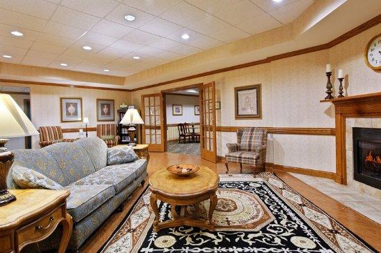Morrisville, Carolina del Norte: CountryInn&Suites RaleighDurham  Lobby