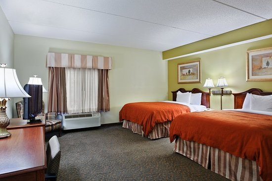 Morrisville, Carolina del Norte: CountryInn&Suites RaleighDurham GuestRoomDbl