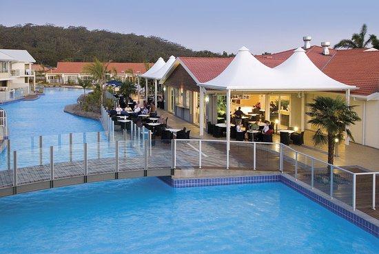 Oaks Pacific Blue Resort: Oaks Pacific Blue Exterior