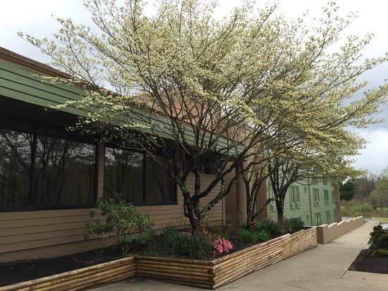 Oak Hill, WV: Hotel Front
