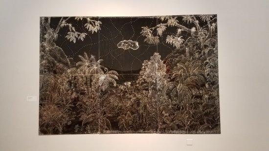 Figge Art Museum: Edouard Duval-Carrié Painting