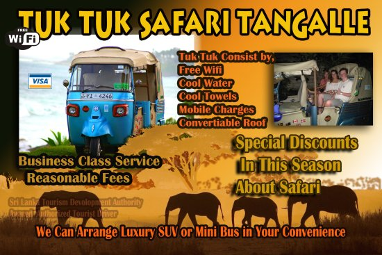 Tangalle, Sri Lanka: Special Offer in This season...