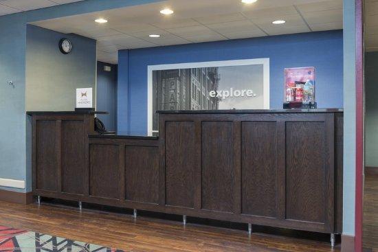 Ουαϊόμινγκ, Μίσιγκαν: Front Desk