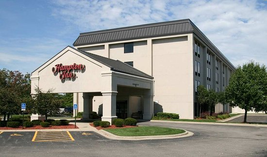 Wyoming, MI: Welcome to Hampton Inn Grand Rapids-South