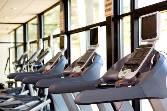 Bedford, MA: Fitness Center