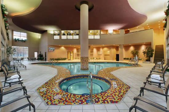 Indoor Pool - Picture of Embassy Suites by Hilton Dallas Frisco ...