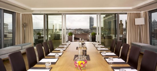 DoubleTree by Hilton Manchester Piccadilly: Events in Skylounge Manchester