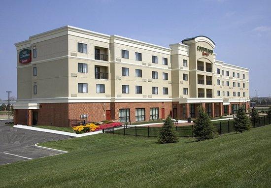 Courtyard Dayton-University of Dayton: Exterior