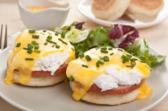 Norwich, Canada : Delicious Breakfast