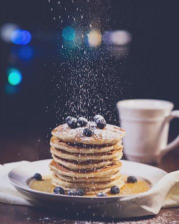 Norwich, Kanada: Pancakes