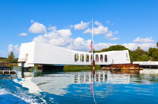 USS Missouri, USS Arizona Memorial...