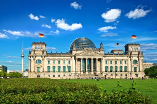Hop-on-Hop-off-Tour durch Berlin mit ...