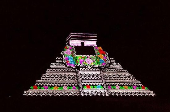 Chichen Itza Light & Sound show plus...