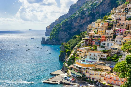 Full-Day Amalfi Coast Experience from ...