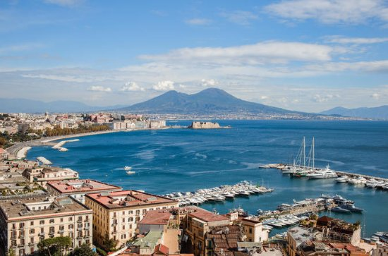 Eat Pray and Love Naples: Small Group...