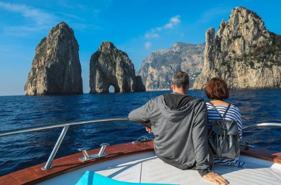 Full Day Capri Tour fra Sorrento