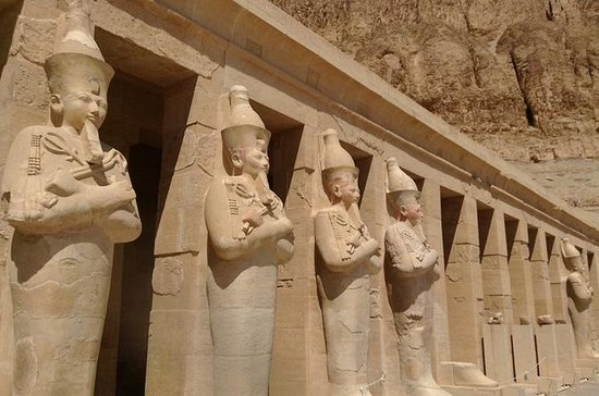 Luxor West Bank: private Tour mit Tal...